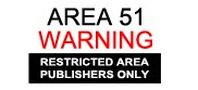 Area 51 - Only for Publishers Zone